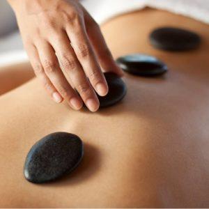 Hot stone masaža Ivela